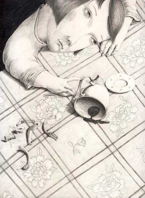 Risultati immagini per Joanna Concejo