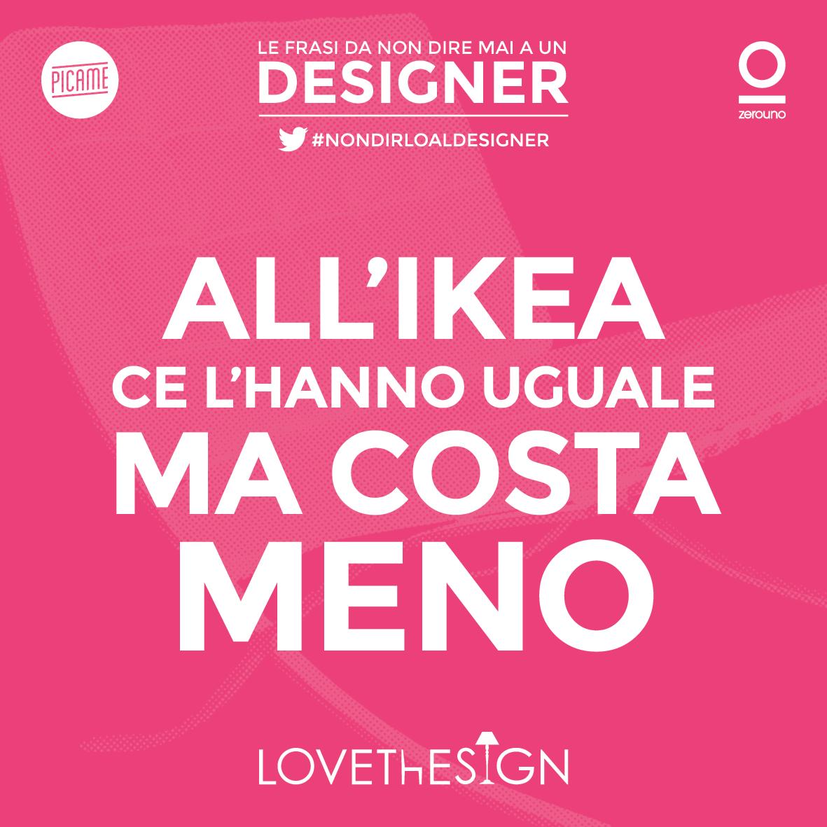 Le frasi da non dire mai a un designer picame - Frasi piccanti da dire a letto ...