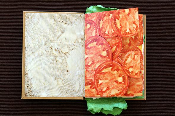 The Sandwich Book by Pawel Piotrowski