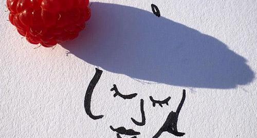 Vincent Bal e l'arte di trasformare le ombre in illustrazioni
