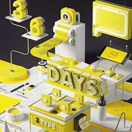 Intervista esclusiva ai creatori di 36 Days Of Type