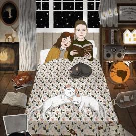 Storie di notti felici e case accoglienti: Annya Marttinen