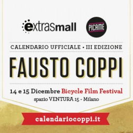 PICAME e FaustoCoppi2014 al Bicycle Film Festival