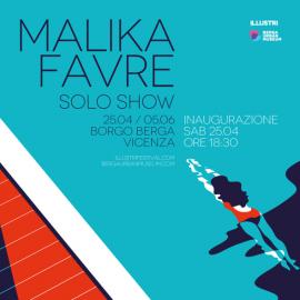 Malika Favre arriva a Vicenza