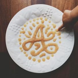 A to Zoë – Insegnare l'alfabeto con il cibo