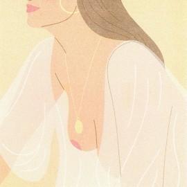 """Le illustrazioni """"eco-femministe"""" di Alice Wietzel"""