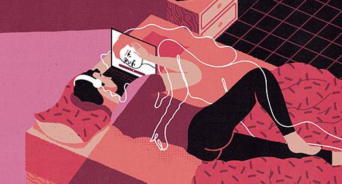 Joan Alturo ha illustrato tutti (o quasi) i tipi di amore