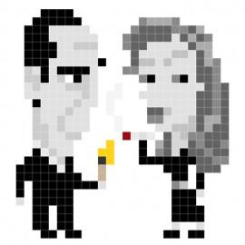 Iotacons: i ritratti a bassissima risoluzione di Andy Rash
