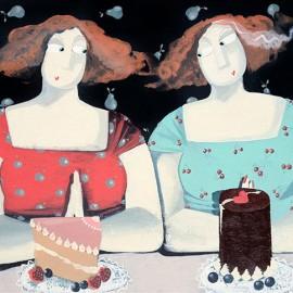 Illustrazione come antidoto contro la tristezza: Angela Smyth