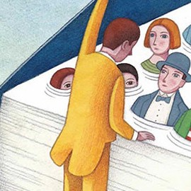 L'illustrazione come una volta: intervista ad Angelo Ruta