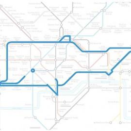 Animals in the London Underground