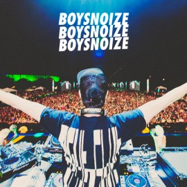 PICAME MEETS BOYS NOIZE