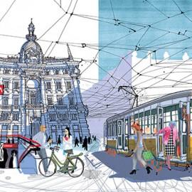 Carlo Stanga illustra Milano e le più belle città del mondo