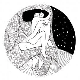 Il cerchio della vita nelle illustrazioni di Carolina Zuniga