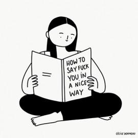 Tutto quello che volevate sapere sulle donne nelle illustrazioni di Cécile Dormeau