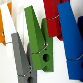 Clothespin Hook