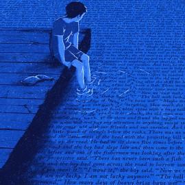 Illustrazione che diventa poesia: Liév