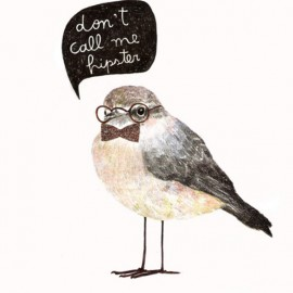 Uccellini hipster e altri animali adorabili di Daniela Henríquez