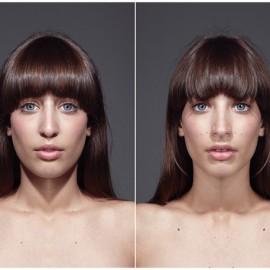Echoism Symmetrical Portraits