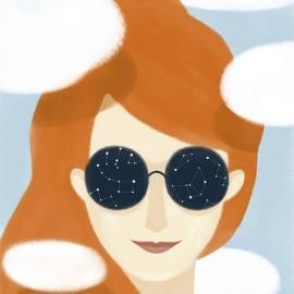 Con la testa fra le nuvole in compagnia di Elisa Andreini