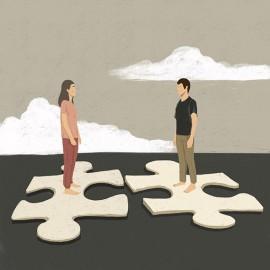 Tutta la complessità delle relazioni umane nelle illustrazioni di Giulia Neri