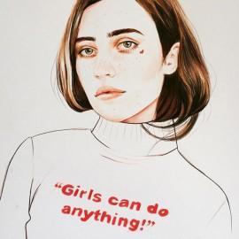Girl Power: i ritratti di Habiba Green