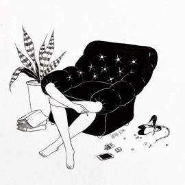Sogni e deliri in bianco e nero: Henn Kim