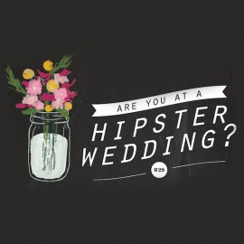 Are You at The Hipster Wedding?
