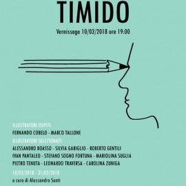 Il Gigante Timido – Illustrazione in mostra a Torino