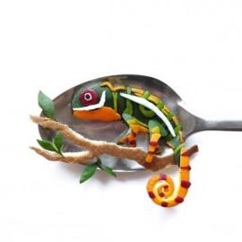 Opere d'arte al cucchiaio: Ioana Vanc