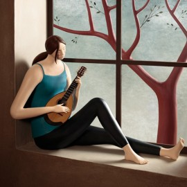 Clay Illustrations by Irma Gruenholz