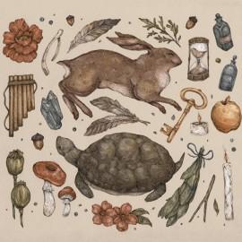 Jessica Roux: la natura con un sapore di antico