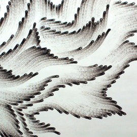 I dipinti fatti con le dita di Judith Ann Braun