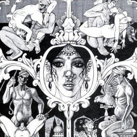 Il Kamasutra, parte prima: i grandi maestri del fumetto (NSWF)