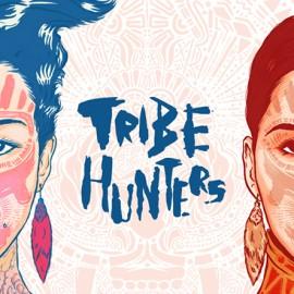 Illustrazione post-apocalittica: Tribe Hunters