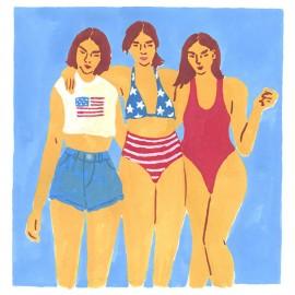Tutto il fascino dell'acquerello nelle illustrazioni di Leah Goren