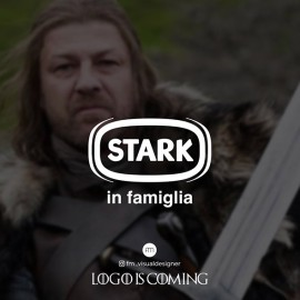 Le casate di Game Of Thrones diventano loghi di grandi multinazionali