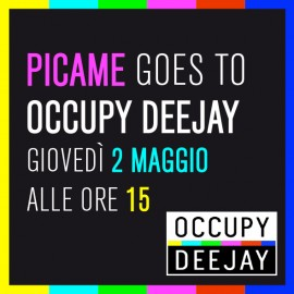 PICAME goes to Occupy Deejay