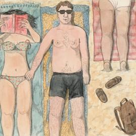 I disegni di Olga Tranchini