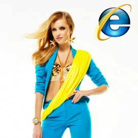 Girls As Internet Browsers