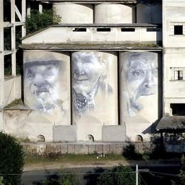 Intervista a Gomez: il muralista di Caracas racconta la sua esperienza a Matera