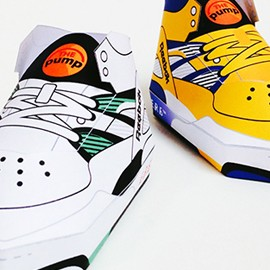 PICAME & PhilToys x Reebok