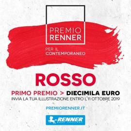 """Concorso per illustratori """"Premio Renner 2019″: in palio diecimila euro"""
