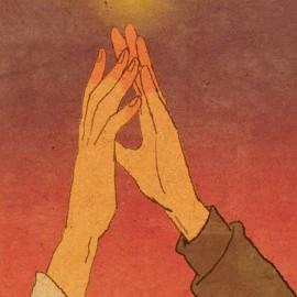 20 illustrazioni in stile manga per raccontare tutto il bello della vita di coppia