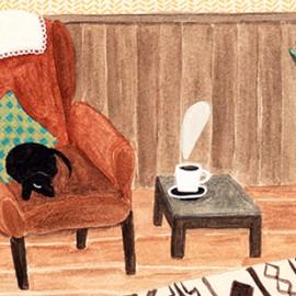 Le calde atmosfere autunnali di Raquel Martin