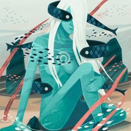 Le illustrazioni metafisiche di Reno Nogaj