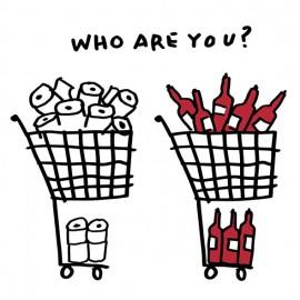 12 vignette di Rob Wilson per sdrammatizzare sulla quarantena
