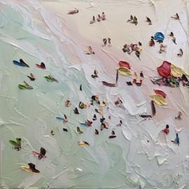 """Gli """"studi della spiaggia"""" di Sally West"""