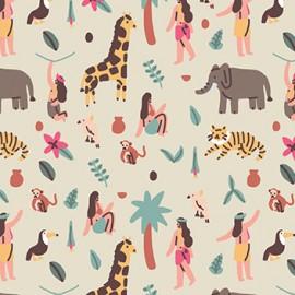 I pattern coloratissimi di Sara Maese