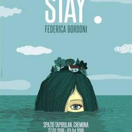 Stay. Federica Bordoni in mostra a Cremona